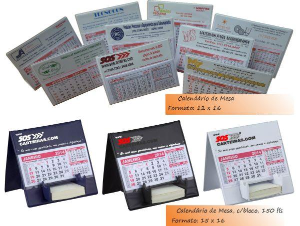 Calendario de mesa personalizados grafica - Calendario de mesa ...